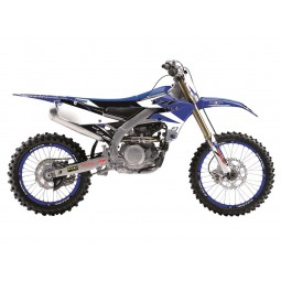 Kit complet Yamaha YZ450F 2018 Dream Graphic 3