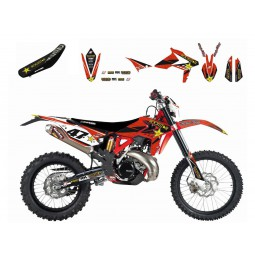 Kit deco Sherco SE/SE-F Dream Graphic 3