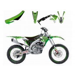 Kit deco Kawasaki KX250F 2017-18 Dream Graphic 3