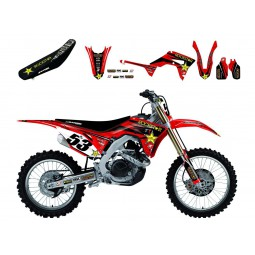 Kit deco Honda CRF450R/250R 2013-17 Rockstar Energy