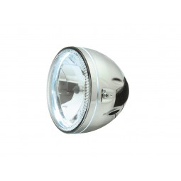 Feu avant contour LED chrome
