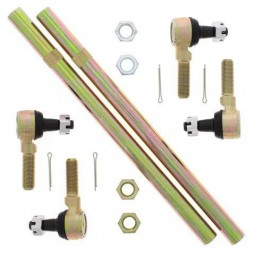 Kit rotules de direction et axes Ø12mm - Honda TRX, Kawasaki KVF/KXF