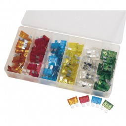 Assortiment de 120 fusibles