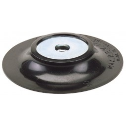 Disque support meuleuse 125 mm - M14
