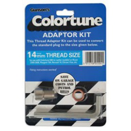 Colortune / Adaptateur 14mm - Conique